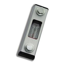 HL.23060 带温度器金属外壳长油标